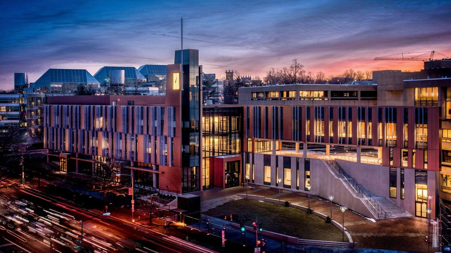 UDC New Student Center - Michael Marshall Design