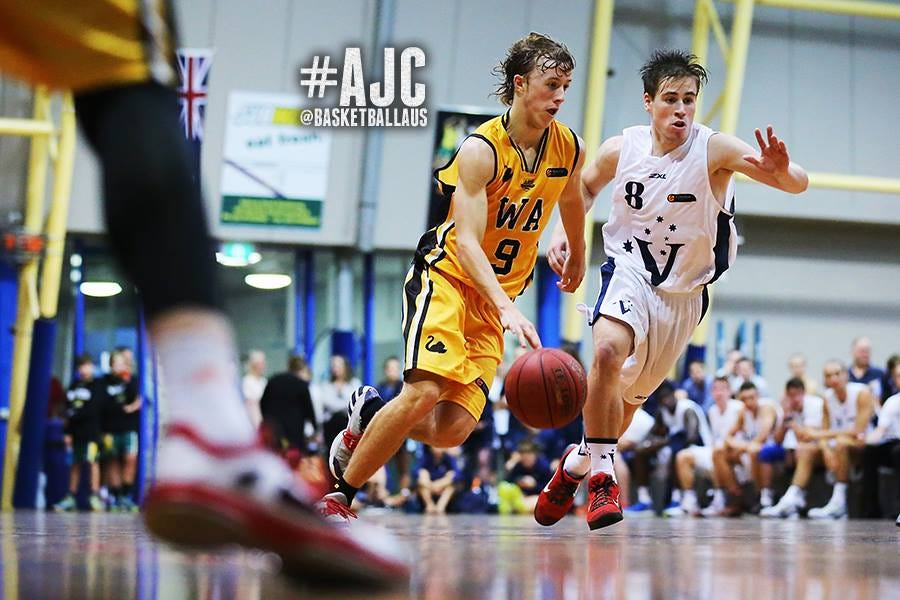 Mitchell Hampson | Photo credit: Basketball Australia/Kangaroo Photos