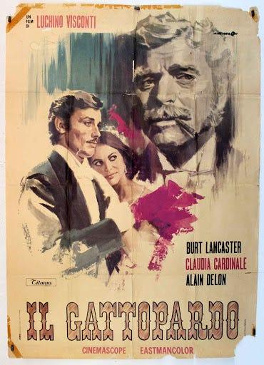 """VIU Movie Series – """"Il Gattopardo"""" - Students Blog"""