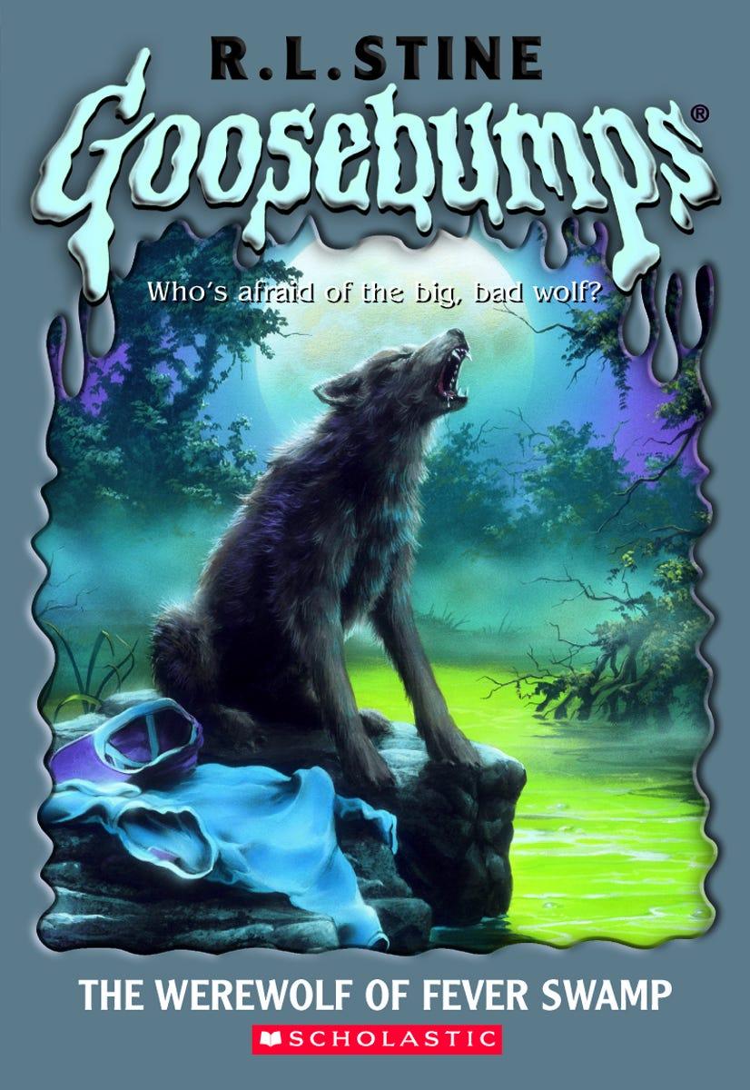 The Werewolf of Fever Swamp | Goosebumps Wiki | FANDOM ...