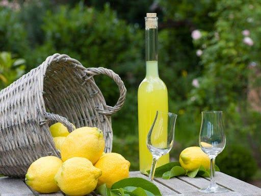 Sorrento and Limoncello - Gastronomy - Travel ideas