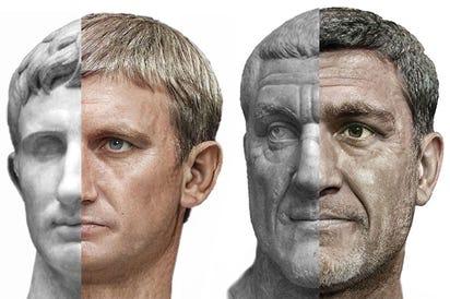 Ai roman emperors