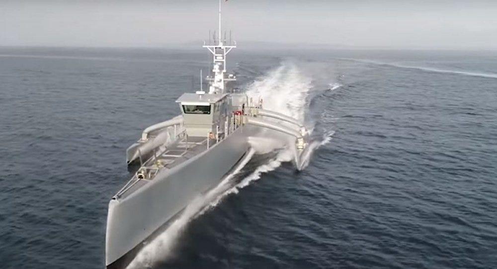 SEA HUNTER   Weapons and Warfare