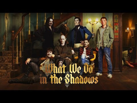 What We Do in the Shadows - Official Trailer - YouTube