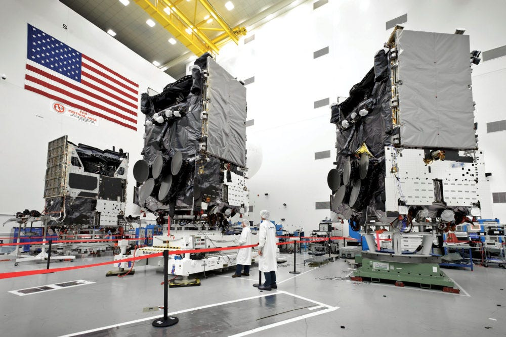 Boeing to deliver WGS-11 communications satellite to U.S. Air Force by 2024  - SpaceNews