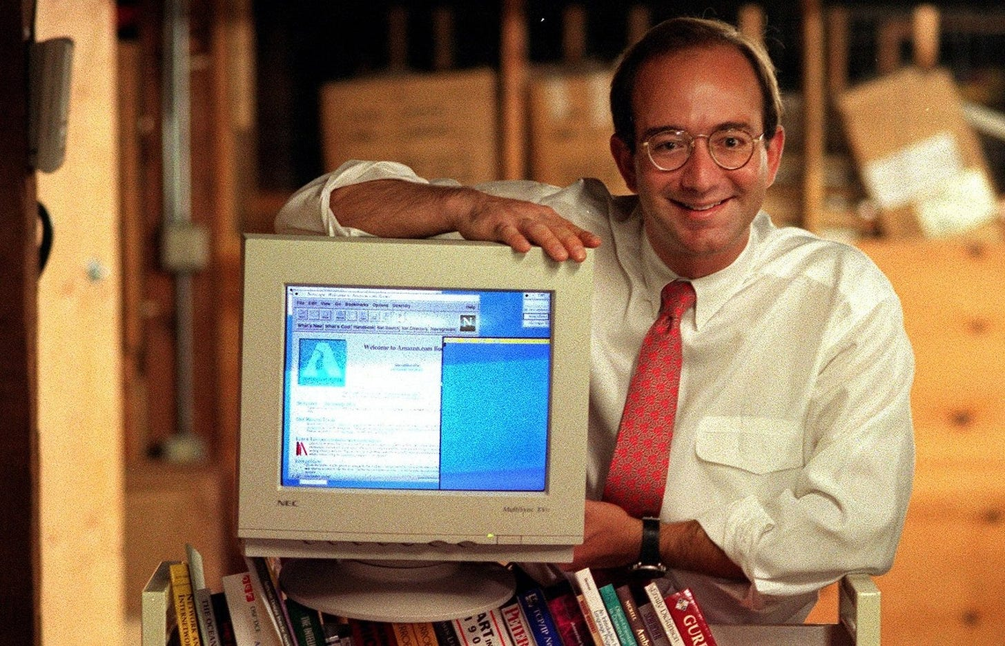 Amazon at 25: The magic that changed everything | The Seattle Times