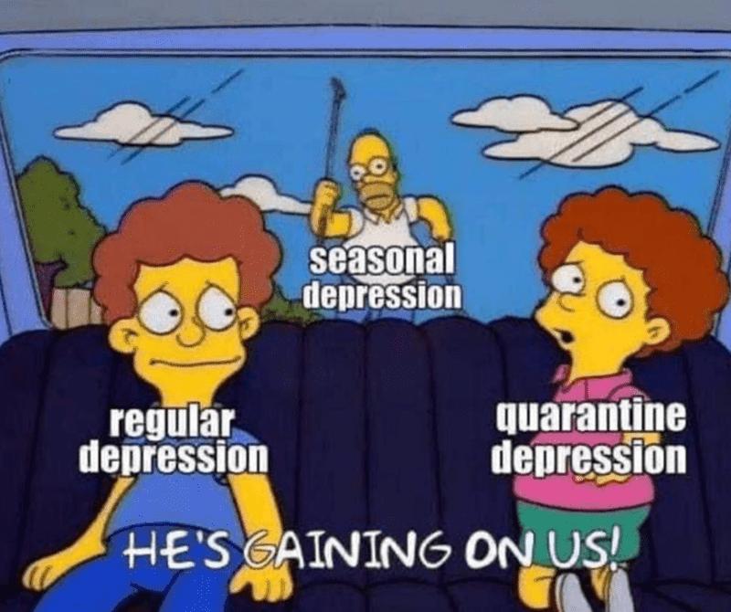 24 Relatable Tweets & Memes About Seasonal Depression - Memebase - Funny  Memes