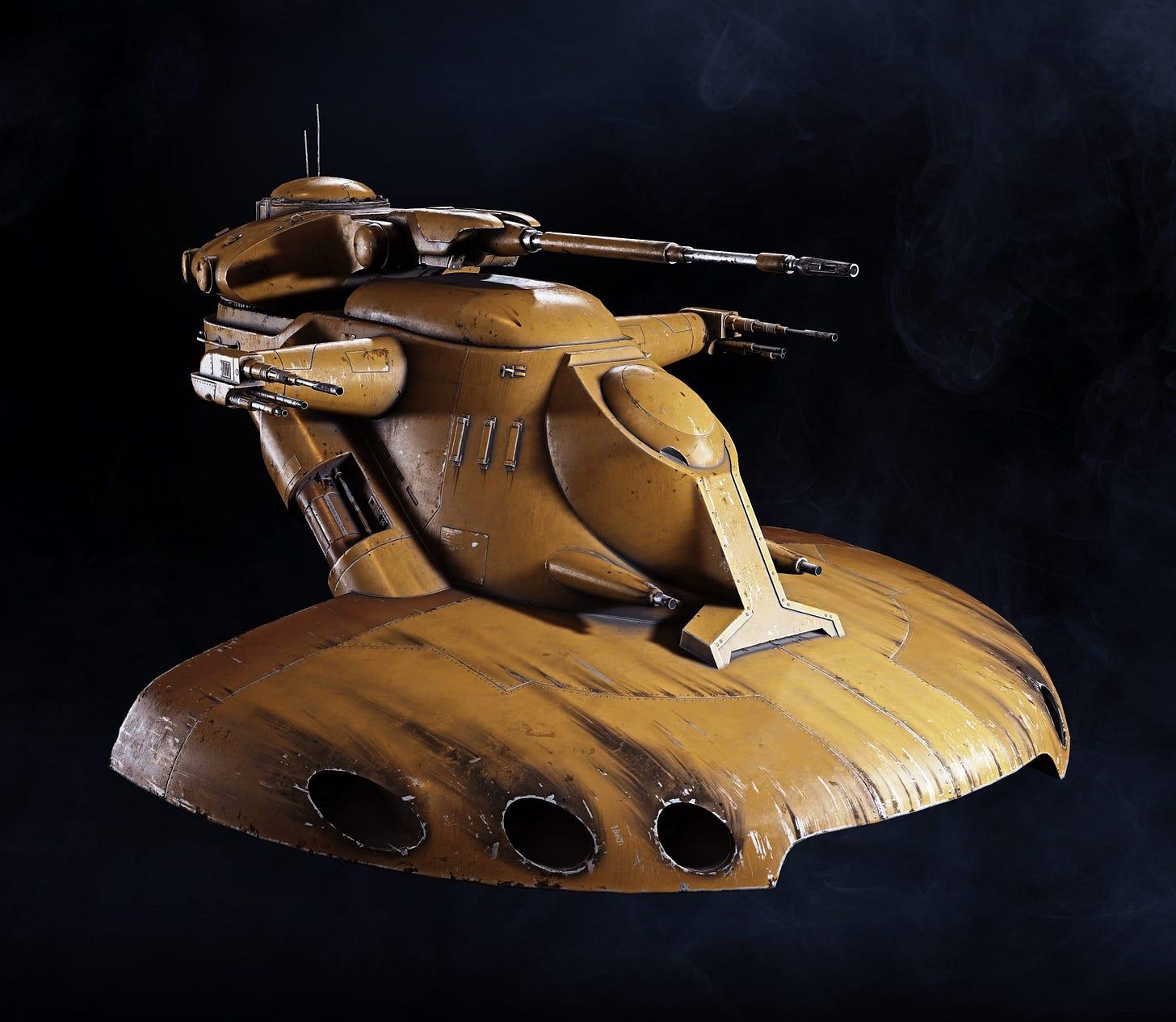 AAT | Star Wars Battlefront Wiki | Fandom