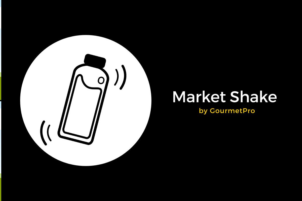 GourmetPro Market Shake