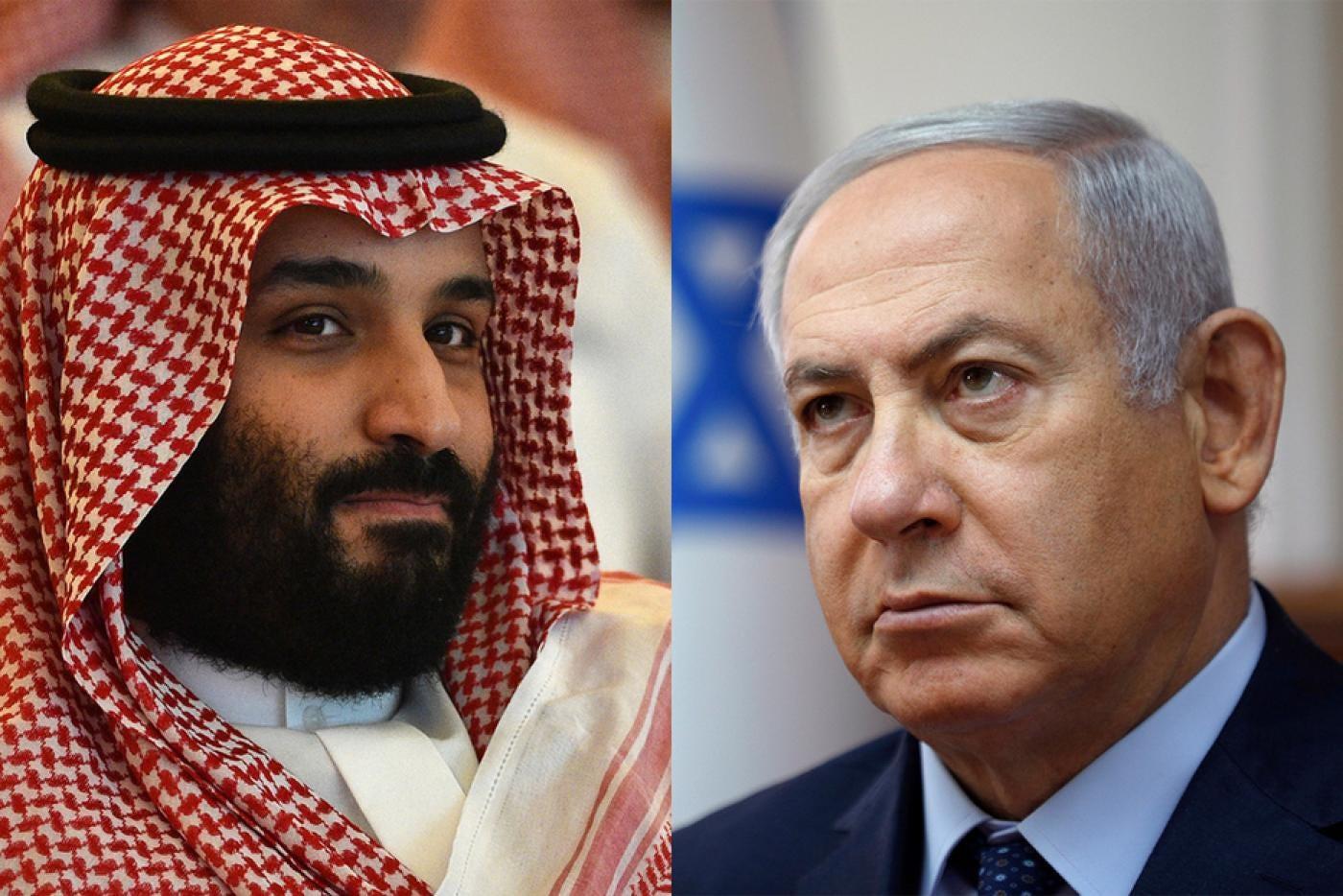 Why is Benjamin Netanyahu defending Mohammed bin Salman? | Middle East Eye