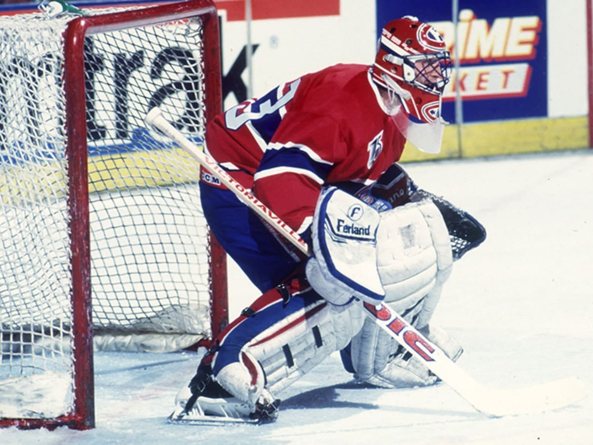 Patrick Roy's butterfly goaltending style shaped modern NHL - Sports  Illustrated