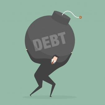 Why the level of U.S debt is meaningless - Economics Student ...