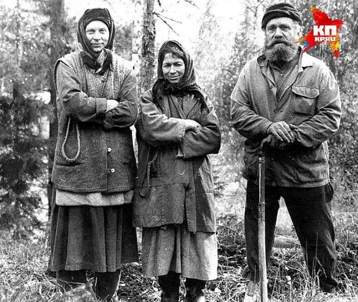 The Lykov Family's Taiga Habitation
