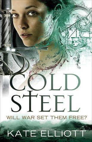 Cold Steel (The Spiritwalker Trilogy #3)