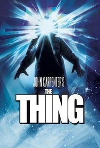 The Thing (1982) - Rotten Tomatoes