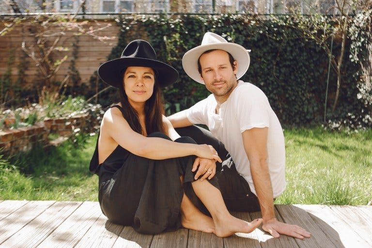 Miki Agrawal and Andrew Horn