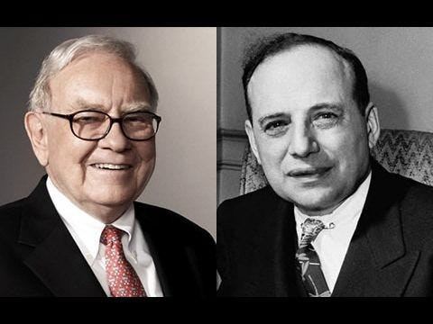 Warren Buffett speaks about Benjamin Graham