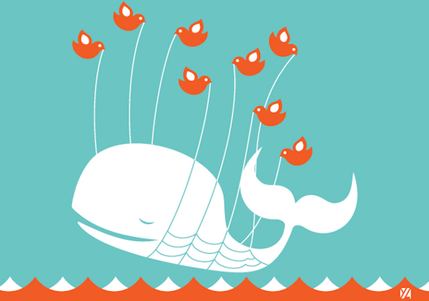 The Story of Twitter's Fail Whale - The Atlantic