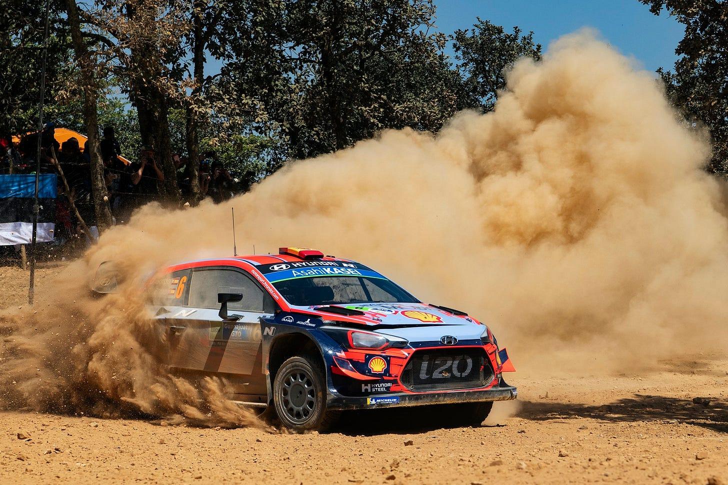 Safari Rally Kenya – DirtFish