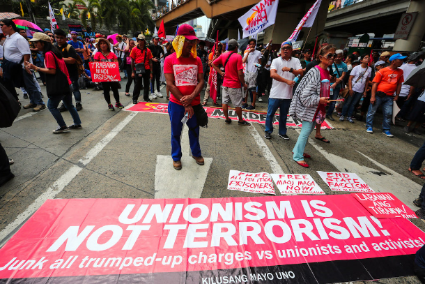 Religious, rights groups fight 'red tagging' in Philippines - UCA News