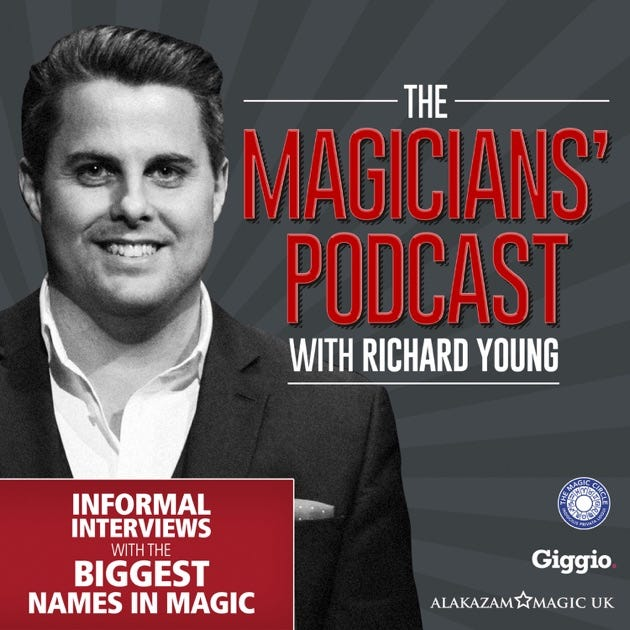 The Magicians' Podcast by Richard Young on Apple Podcasts