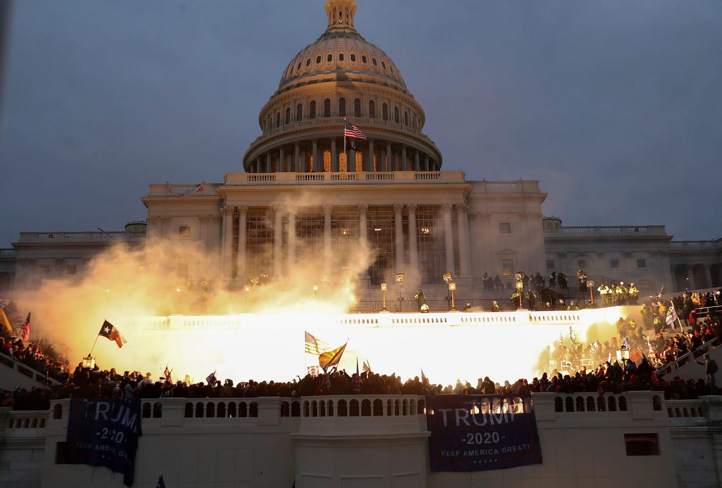 Crisis at the Capitol