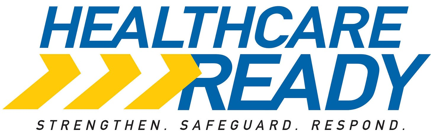Donate Now | Healthcare Ready