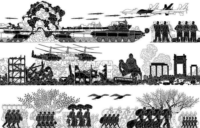 Ai Wei Wei - Odyssey - Catawiki