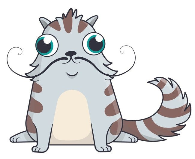 """Adopting a """"CryptoKitty"""" Is a Purrfect Way to Start Using Cryptocurrency"""