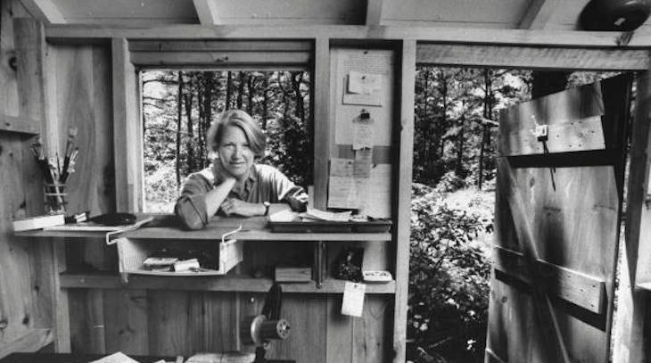 Yes, She Reads Everything: Pico Iyer on Annie Dillard ‹ Literary Hub