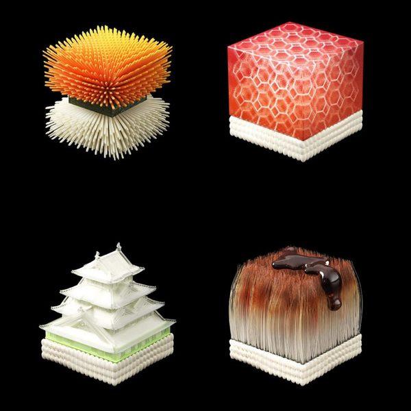 Sushi Singularity makes a bespoke dinner based on your bodily fluids