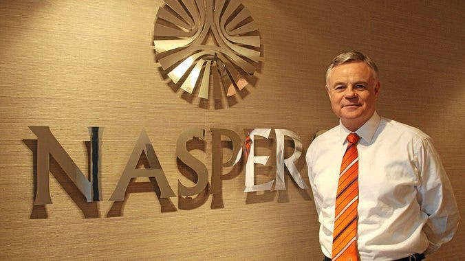 The silent Naspers coup: how Koos Bekker gave away the family jewels  [Opinion] - Ventureburn
