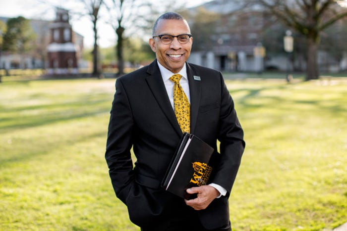 The Influencers: Laurence Alexander of the University of Arkansas at Pine  Bluff