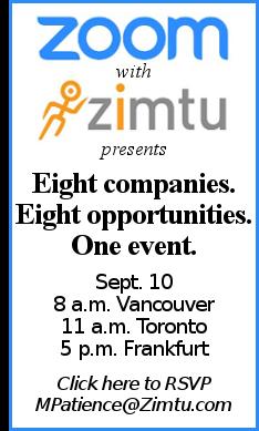 Zoom with Zimtu