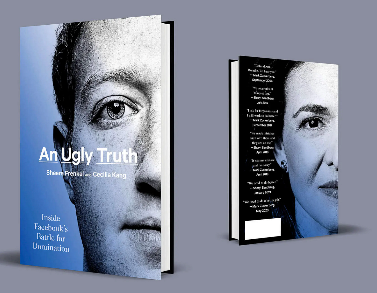 An Ugly Truth (Harper Collins)