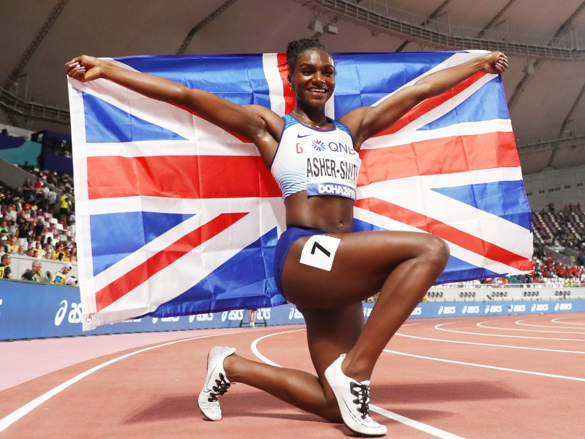 Dina Asher-Smith: from park runner to world-beating superstar ...