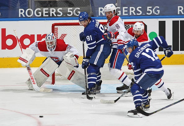 NHL Predictions: For May 8th Montreal Canadiens vs Toronto Maple Leafs