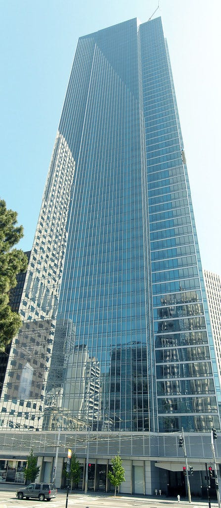 """""""Millennium Tower in San Francisco"""" by jdnx is licensed under CC BY 2.0"""