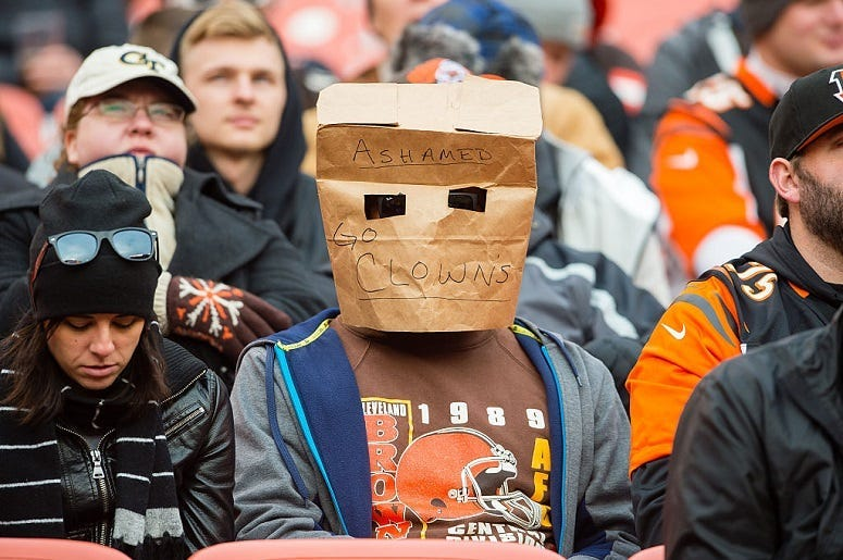 Reactions to Cleveland's Loss in Baltimore | 98.5 WNCX