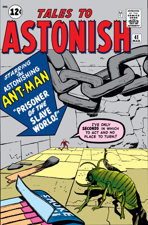 Tales to Astonish Vol 1 41   Marvel Database   Fandom