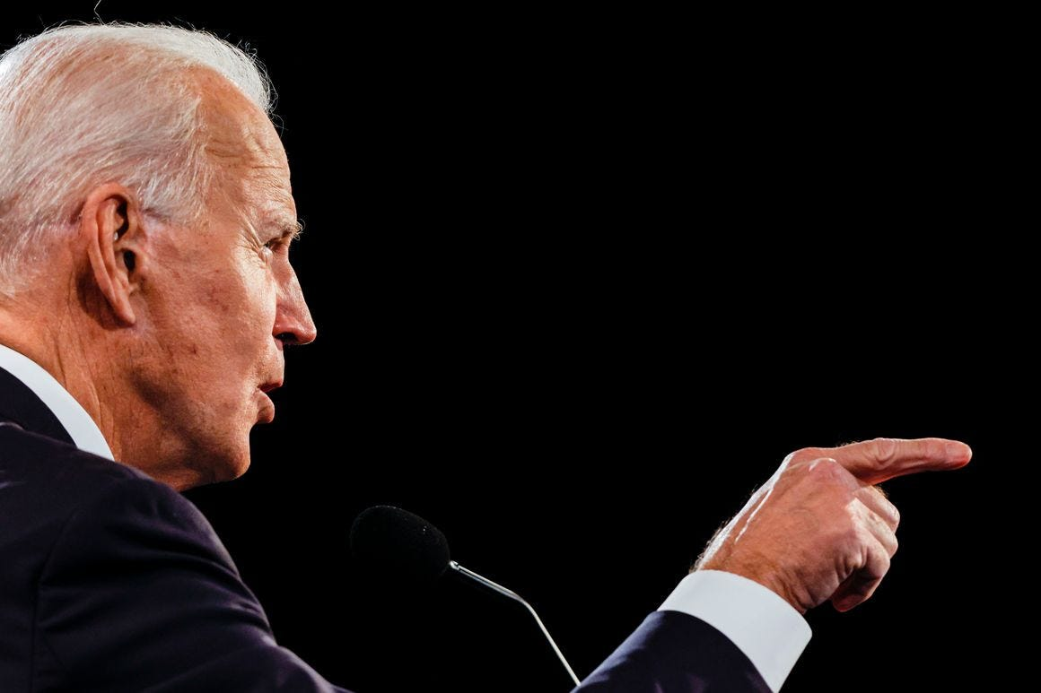 The Unspectacular Excellence of Joe Biden's Slow and Steady Campaign -  POLITICO