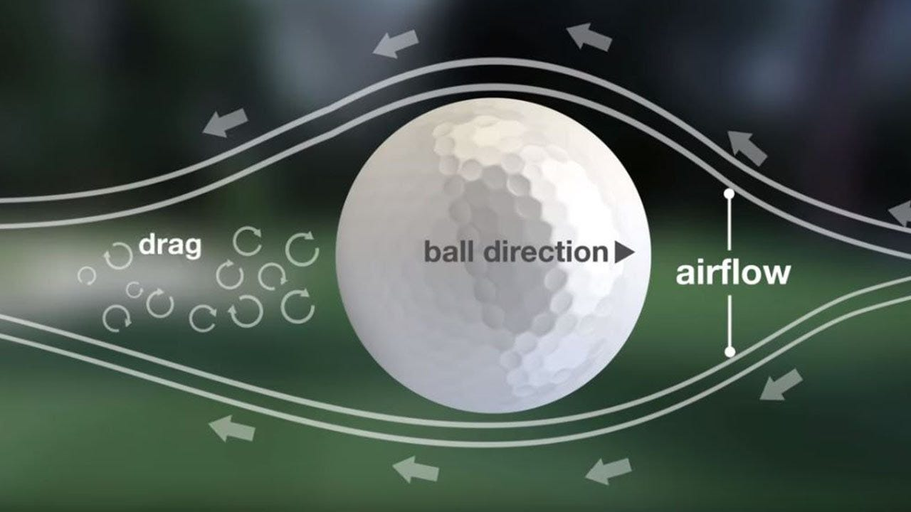 Science of Golf: Why Golf Balls Have Dimples - YouTube
