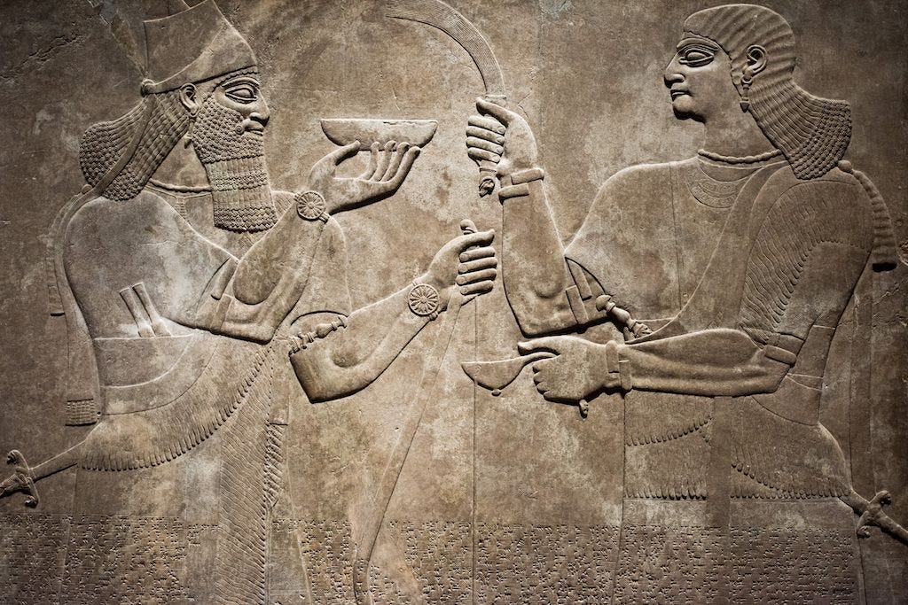 Mesopotamia: The Land Between Two Rivers | Live Science