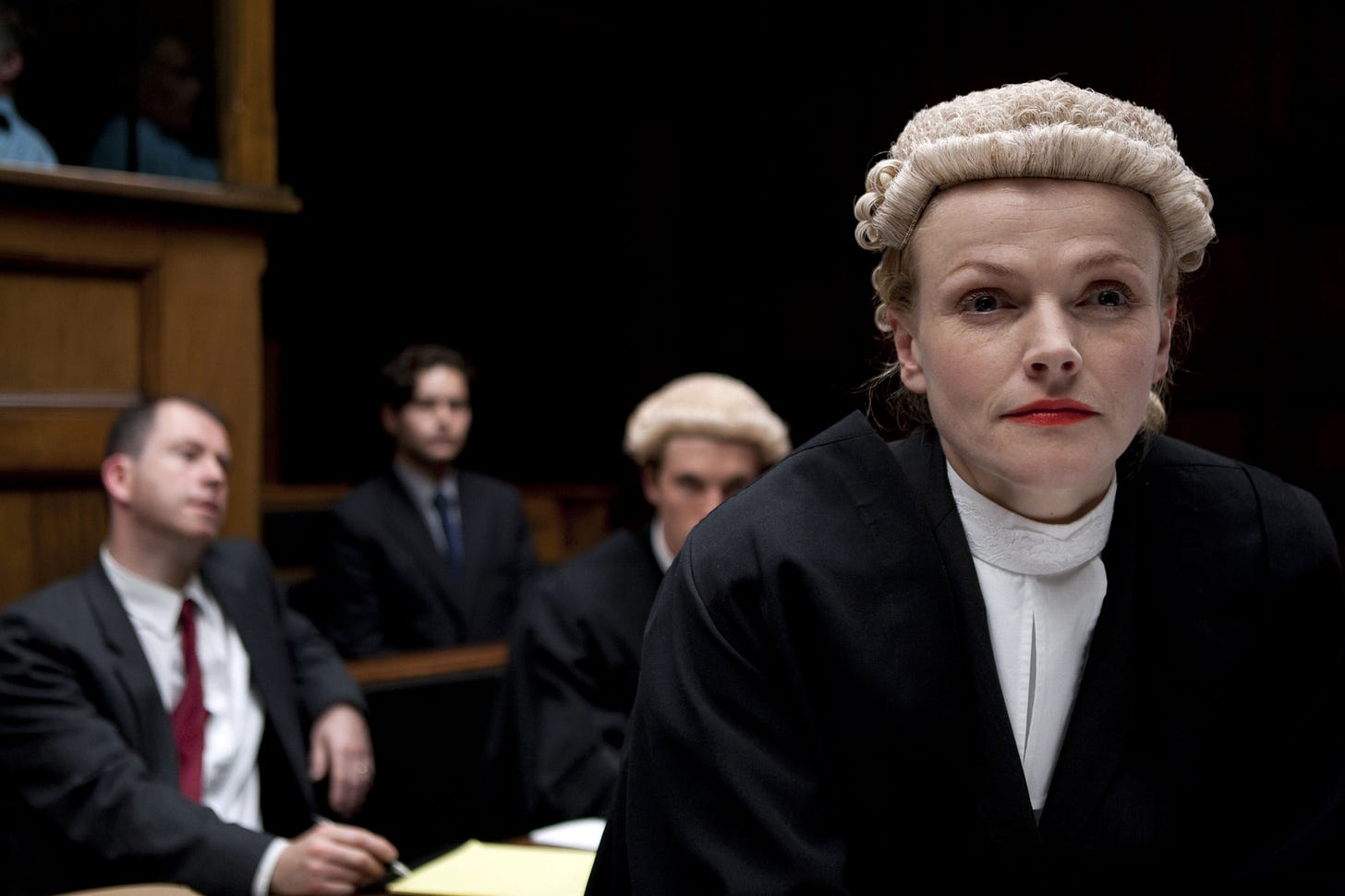 Courtroom Drama Silk Headed to Masterpiece This Summer | Telly Visions