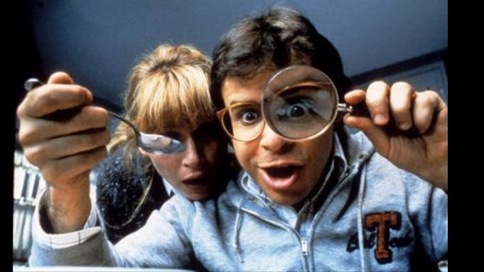 Honey I Shrunk the Kids Rick Moranis