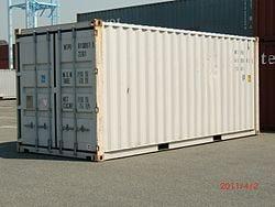 Twenty-foot equivalent unit - Wikipedia
