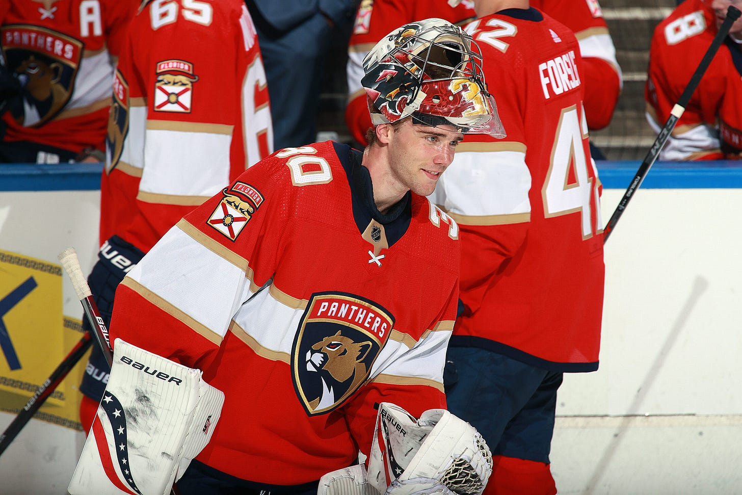 Florida Panthers' Spencer Knight Is NHL-Ready & Brings Tough Choices