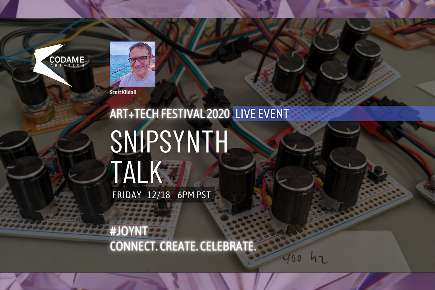 SnipSynth Talk