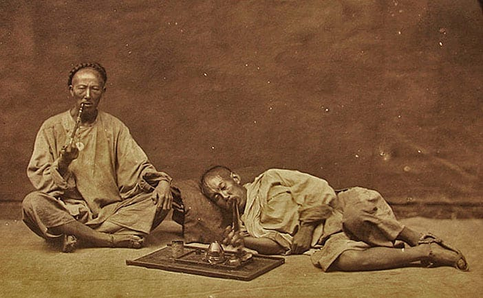 Reflections On The Opium Wars. - Civilian Military ...
