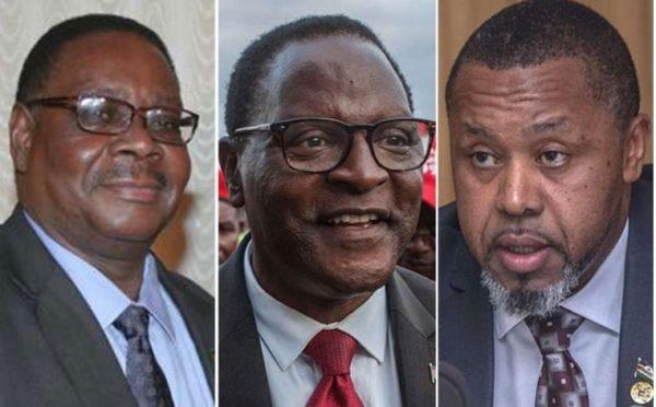 Anglican bishop tells Mutharika, Chakwera, Chilima to hold ...